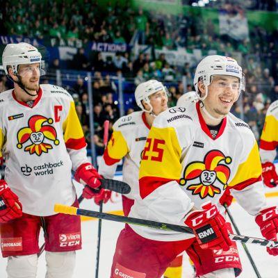 Näin Jokerit punnersi pisteet Ufalta KHL:ssä