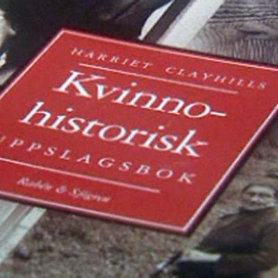 Harriet Clayhills verk Kvinnohistorisk upplagsbok