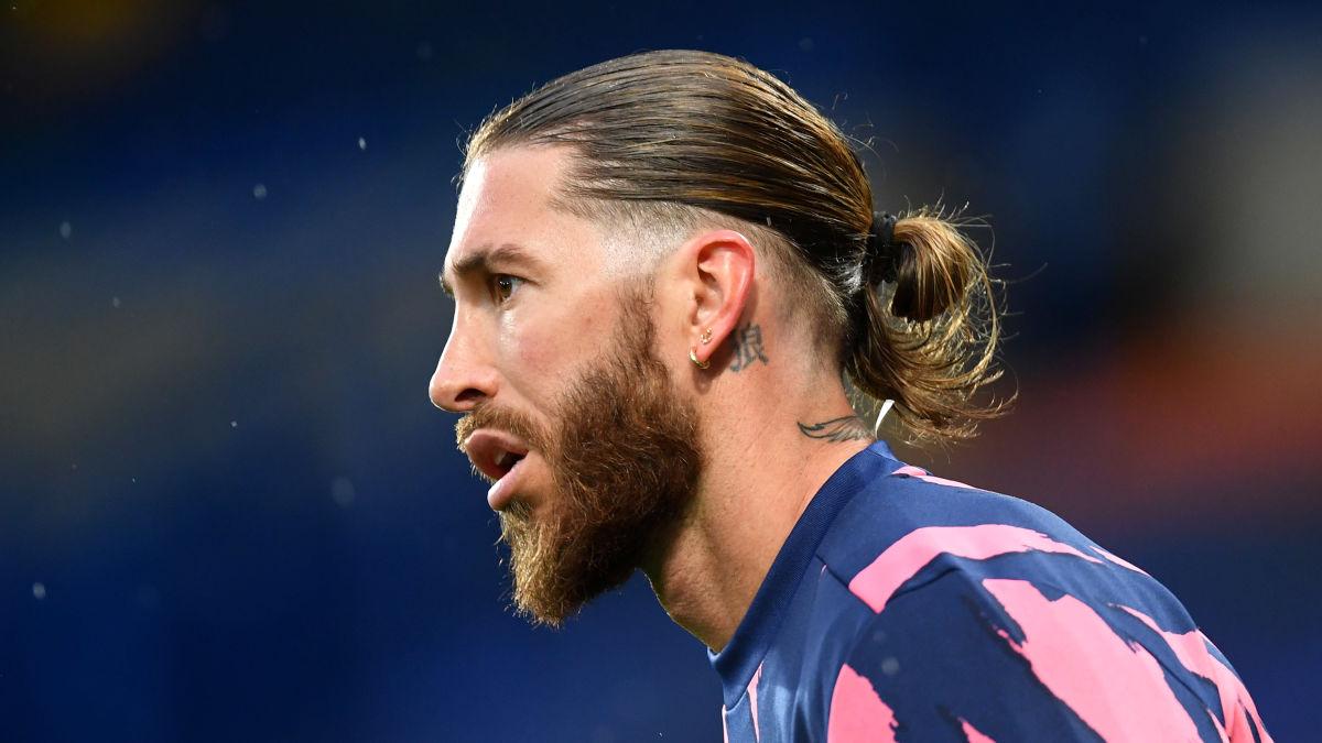 """Tårfyllda avskedet – Sergio Ramos lämnar Real Madrid efter att ha godkänt kontraktsförslag för sent: """"Pengarna var ..."""
