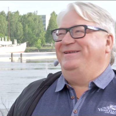 Ylen aamu-tv: Aamu-tv Joensuussa: Kyösti Kakkonen