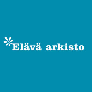 Logo Elävä arkisto