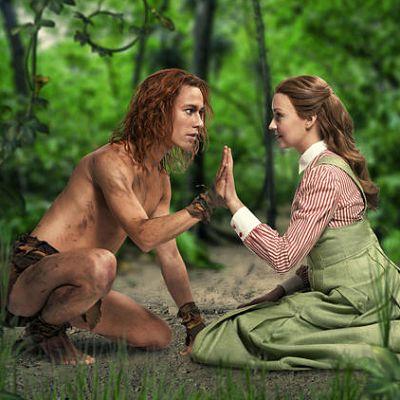 Tarzan ja nainen viidakossa