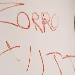 Zorro kiitti -teksti