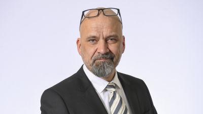 Kansanedustaja Mauri Peltokangas, Perussuomalaiset.