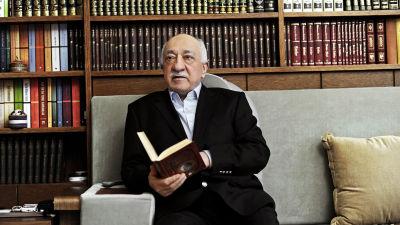 Den islamska forskaren och predikanten Fethullah Gülen