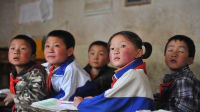 Min Country, Gansu province
