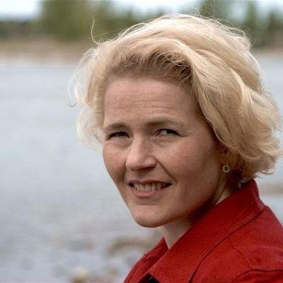 Miapetra Kumpula-Natri, socialdemokratisk riksdagsledamot från Vasa.