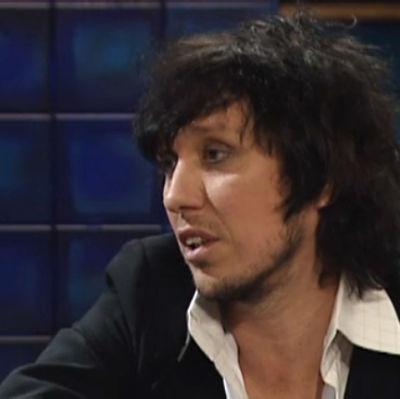 Sami Yaffa haastattelussa 2010.