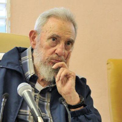 Kuuban entinen johtaja Fidel Castro.
