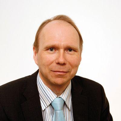Pohjois-Karjalan ELY-keskuksen johtaja Ari Niiranen