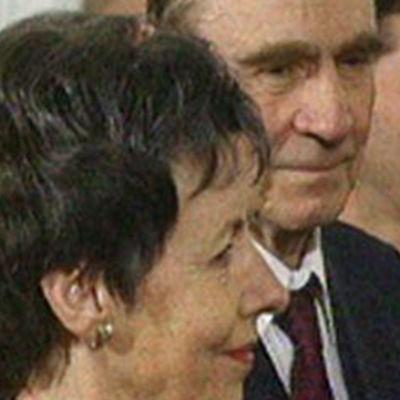 Tellervo ja Mauno Koivisto