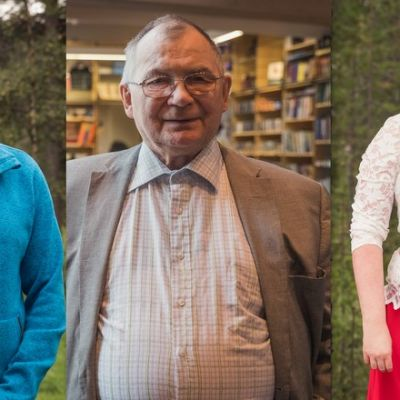 Veikko Feodoroff, Sergei Kp Fofonoff jaTanja Sanila