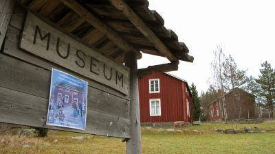 Sundoms museum.