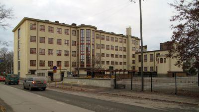 Keskuskoulu Vaasa