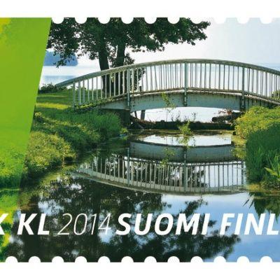 Pyhäjärven silta Säkylässä