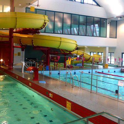 Kylpylä-uimahalli Vesihiisi