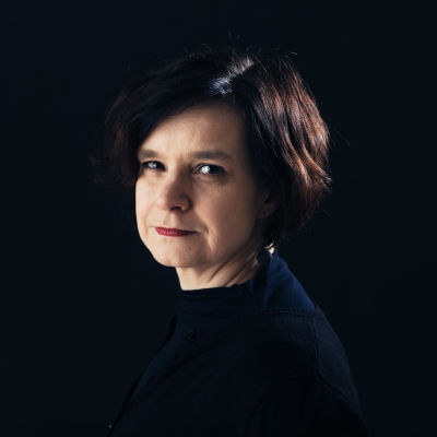 Författaren Mia Franck.