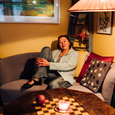 Författaren Susanne Ringell.