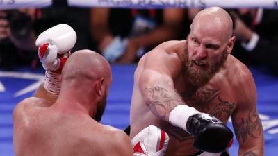 Robert Helenius boxar mot Adam Kownacki