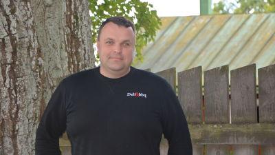 Krögare Oscar Holmström