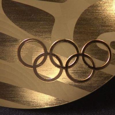 OS-guldet i närbild