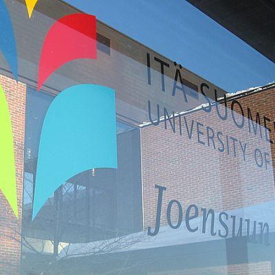 Itä-Suomen yliopiston logo.