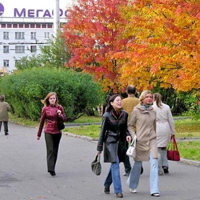 Ruska-aika Murmanskissa