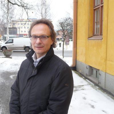 Liikemies Heikki Viitikko.