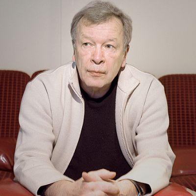 Kirjailija Viktor Erofejev.