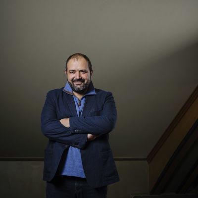 IDFAn taiteellinen johtaja Orwa Nyrabia