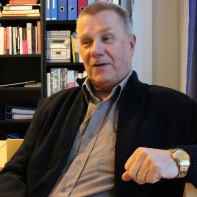 Kansanedustaja Pentti Oinonen.