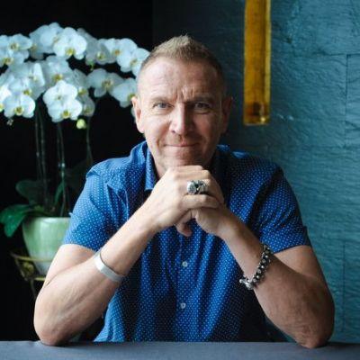 Elokuvaohjaaja Renny Harlin.
