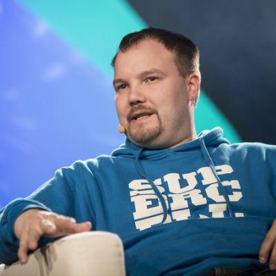 Supercell Oy:n tuottaja Lassi Leppinen.