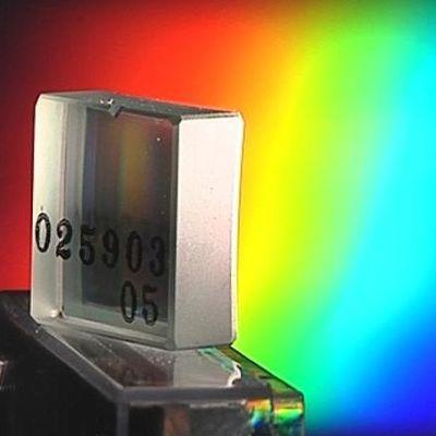 Spektri värikuvassa