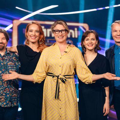 Elämäni Biisi on uusi 10-osainen musiikkiviihdeohjelma, jossa neljä tunnettua vierasta tuo mukanaan elämänsä biisin.