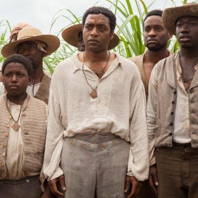 En scen från filmen 12 Years a Slave