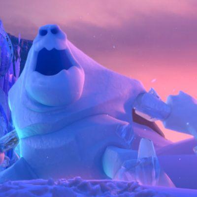 Kuvakaappaus The Frozen -elokuvasta.