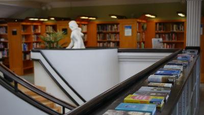Richardsgatans bibliotek i Helsingfors.
