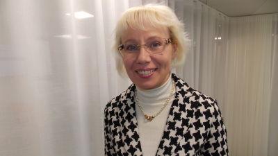 Leena Linnainmaa, vice vd för Centralhandelskammaren.