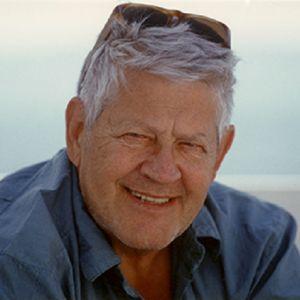 Sarjakuvapiirtäjä Hugo Pratt.