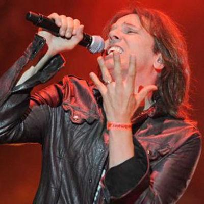 Joey Tempest i Europe