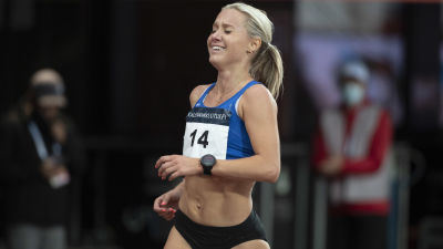 Nina Chydenius.