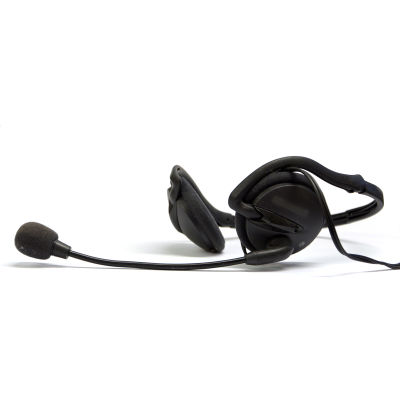 Headset.