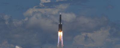 En Long March-raket