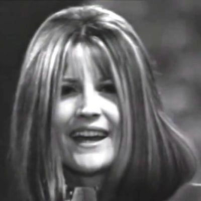 Brittiska Sandie Shaw vann Eurovisionen år 1967.