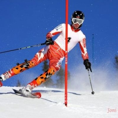 Victor Malmström, alpin skidåkare