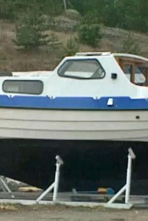 Bild på en båt