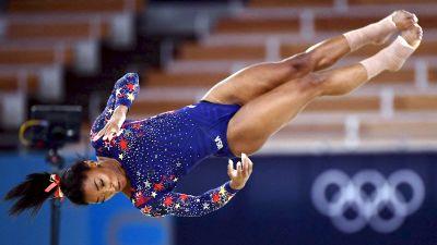 Simone Biles i OS.