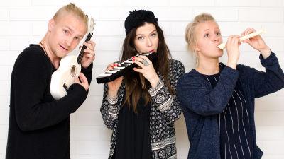 Jenni Vartiainen gästade Succémorgon.