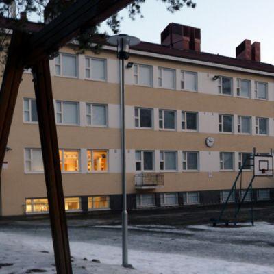 Haapaniemen koulu